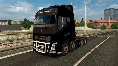 2012 volvo truck volvo fh 2012 v18 7r euro truck simulator 2 mods