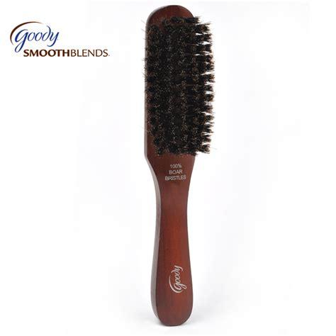 goody com goody brush soft bristle boar ceramic styling brush oval