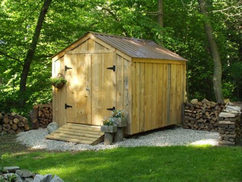 Tool Sheds Of America by Tool Shed Plans Designs To Consider When Choosing A Plan