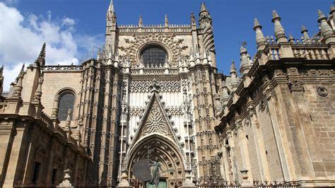 entrada catedral de sevilla la catedral de sevilla patrimonio de la humanidad de la