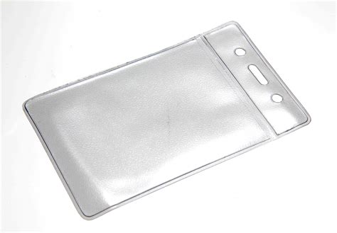 id card holders badge holders soft vinyl res ltd