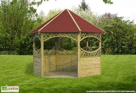 kiosque en bois pour jardin 1000 id 233 es sur le th 232 me kiosque jardin sur kiosque de jardin idee amenagement
