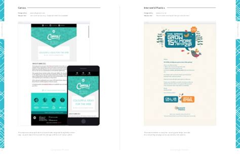 best layout email marketing the best email marketing caigns of 2013