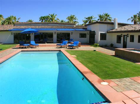 howard house palm palm springs resort destination california