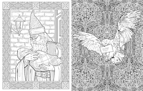 harry potter coloring book in stock critical linking for october 12th 2015