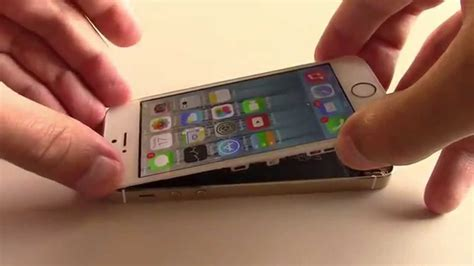 youtube tutorial iphone 5c how to replace the iphone 5s screen gadgetmenders com