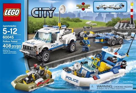 lego police boat games online lego city police truck and boat www pixshark
