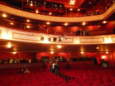 best in theaters now view from dress circle picture of new theatre cardiff