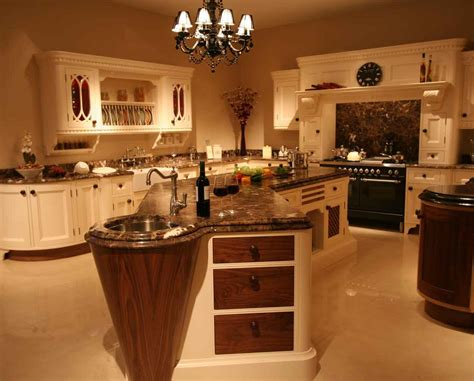 large kitchen design amazing large traditional kitchen design for happy family