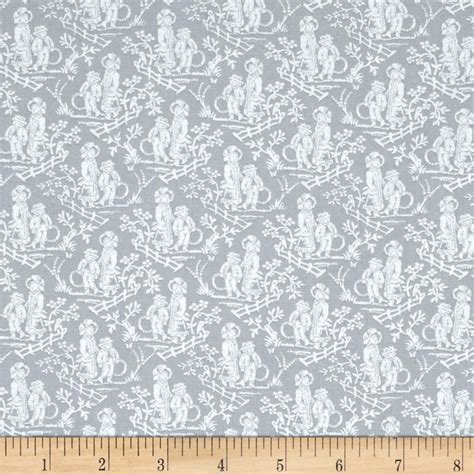 laundry design fabric french laundry toile grey discount designer fabric