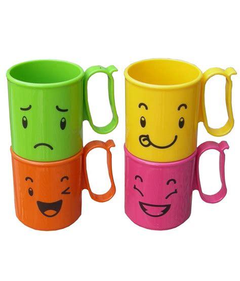 Coffee Mug Tupperware tupperware mood mugs set of 4 buy at best price in india snapdeal