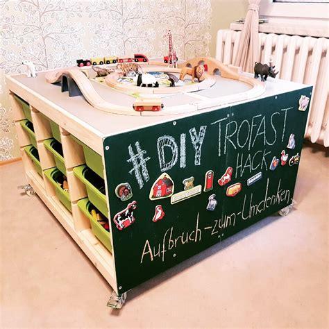 Ikea Hacks Kinderzimmer Spieltisch by Diy Spieltisch Ikea Hack Aufbruch Zum Umdenken