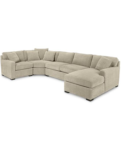 clarke fabric 2 piece sectional sofa macys sectional sofa bed best sofa decoration