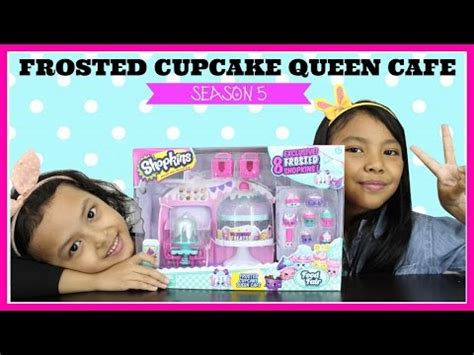 Mainan Anak Shopkins Season 3 mainan anak shopkins season 5 frosted cupcake cafe