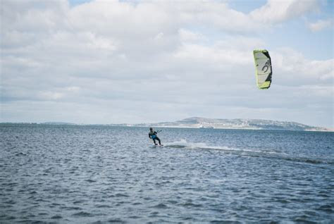 Surfing Dublin by Kitesurfing And Sup Lessons In Dublin Ireland Big Style