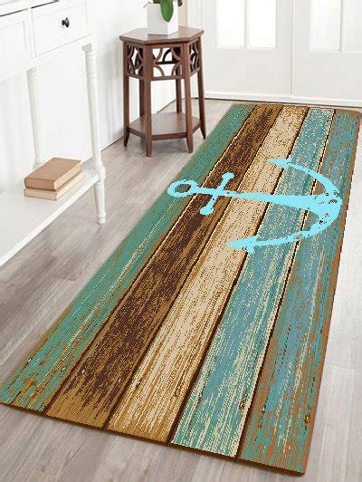 outdoor area rugs for decks deck anchor pattern indoor outdoor area rug cyan w2 inch l inch in bath rugs toilet covers