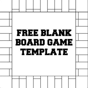 Free Printable Monopoly Like Game Itsy Bitsy Fun Monopoly Board Template Pdf