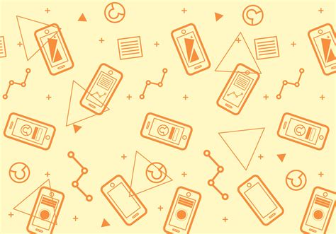 download pattern for phone free iphone 6 pattern 5 download free vector art stock