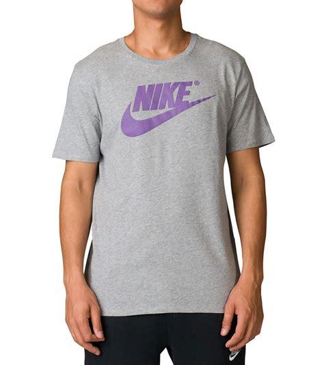 Tshirt Nike One Clothing nike air foosite one eggplant shirt sneakerfits