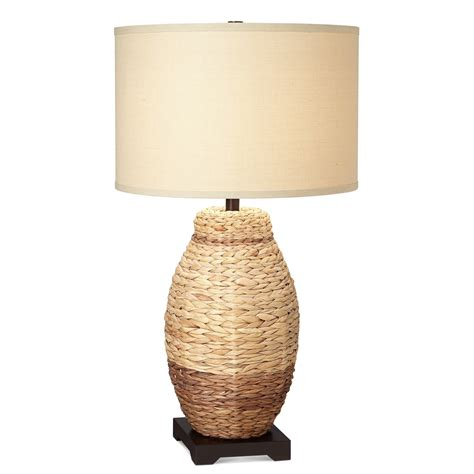 Seagrass Table L by Pacific Coast Lighting Seagrass Urn 1 Light Table L L