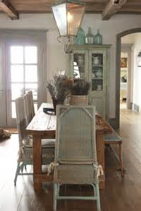 Rustic Dining Room Ideas by 47 Calm And Airy Rustic Dining Room Designs Digsdigs