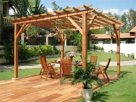Backyard Pergola Ideas Patio Pergola Design Ideas Home Trendy