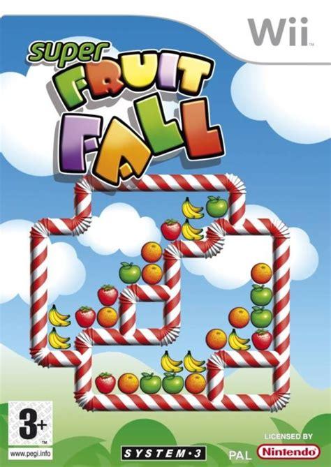 wii u fruit fruit fall gamespot