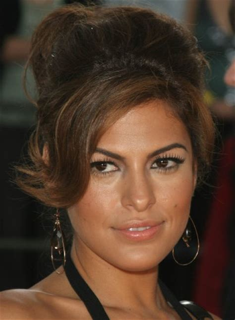 hair styles for hispanic hair eva mendes hairstyles for 2010 11 get the look for