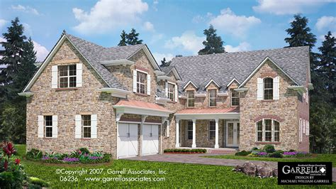 house plans with stone moss stone cottage house plan house plans by garrell associates inc
