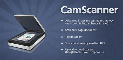 camscanner android what s the best smartphone app out there for document capture scanning overdrive owner
