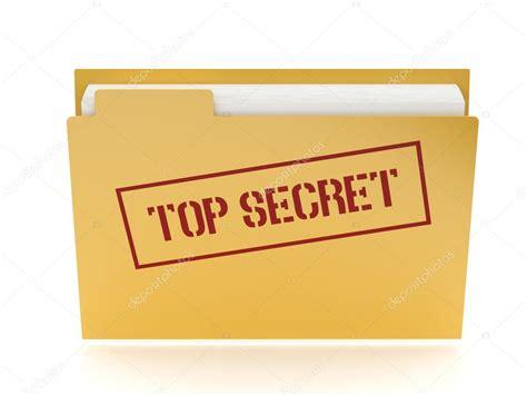 secret will top secret folder stock photo 169 chromatika2 13088927