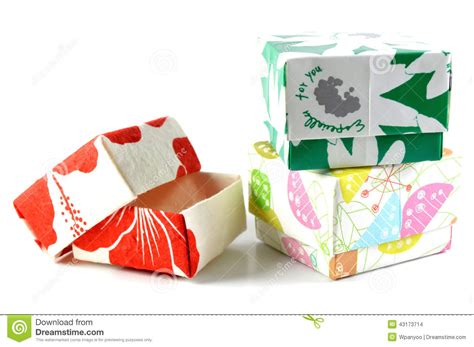 Japanese Origami Box - origami box