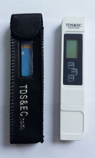 Alat Pengukur Ph Hidroponik jual tds ec meter murah bibitbunga
