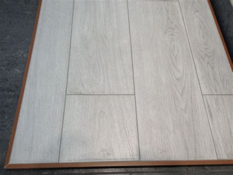 White Washed Wood Floor Tile   Gallery of Wood and Tile