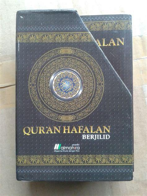 Sale Al Qur An Hafalan Per 5 Juz Termurah 1 al qur an hafalan per 5 juz