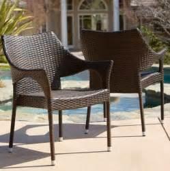 Patio Chairs Wicker Furniture Overstock Patio Furniture Wicker Home Design