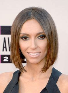 e news giuliana new haircut giuliana rancic short bob hairstyle side view cute