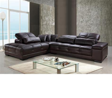 divani furniture dreamfurniture divani casa rodeo modern leather