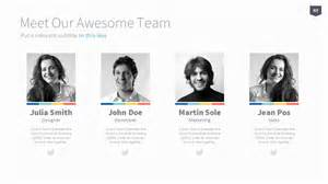Members Page Template by Omoa Ultimate Multipurpose Powerpoint Template By