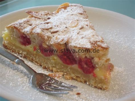 fruchtiger kuchen himmlich fruchtiger himbeer vanille mandel kuchen kochen