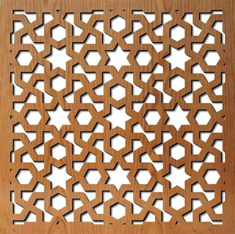 geometric pattern cutting arabic geometric from our culture ثقافتنا هويتنا