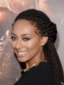 box braids on hair keri hilson box braids bronze magazine
