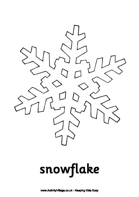 elsa snowflake coloring page snowflake cutout patterns snowflakes coloring pages for