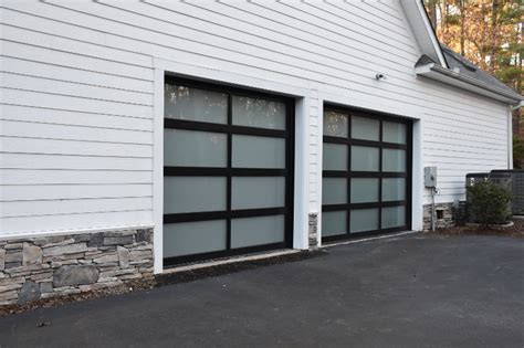 Frosted Garage Door by Frosted Glass