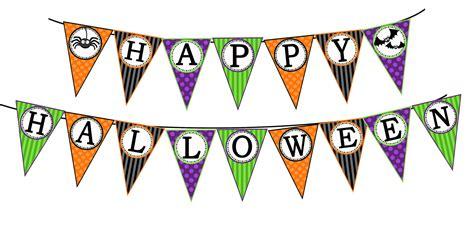 printable halloween birthday banner party hat party idea halloween