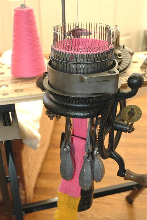 restored sock knitting machines circular sock machine knitting information sales and