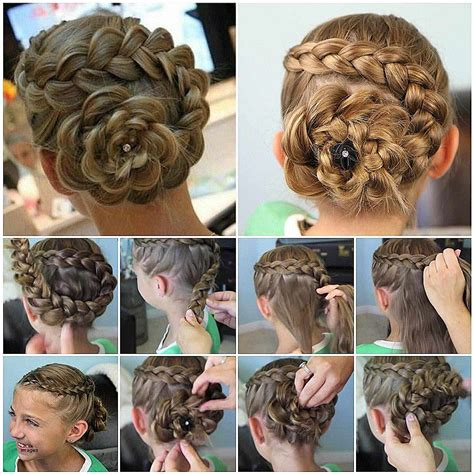 new easy hairstyles for medium hair videos simple cute hairstyles for medium length hair short
