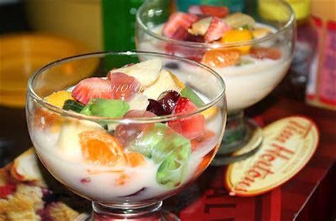 teks prosedur membuat sop buah resep membuat es sop buah segar enak sekali aneka resep