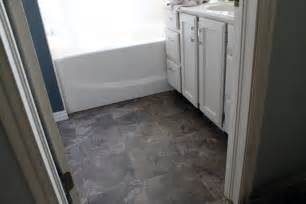 5 Foot Bathroom Vanity Peel And Stick Bathroom Floors Chris Loves Julia