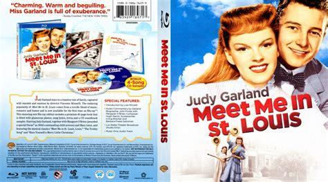 Meet Me Search Meet Me In St Louis Scanned Covers Meet Me In St Louis Cover Dvd
